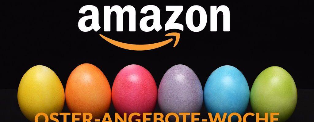 Amazon-Osterangebote am 5.4.: Gamer-Monitore mit 34 und 43 Zoll