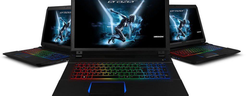 Amazon Blitzangebote am 19. April – Medion eRazer Gaming Laptop