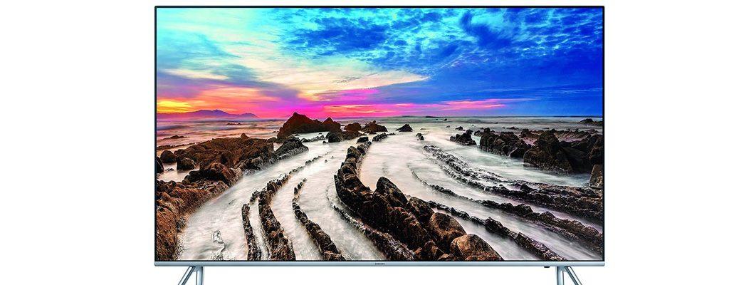 Amazon Blitzangebote am 16. April – Samsung 4K-Fernseher