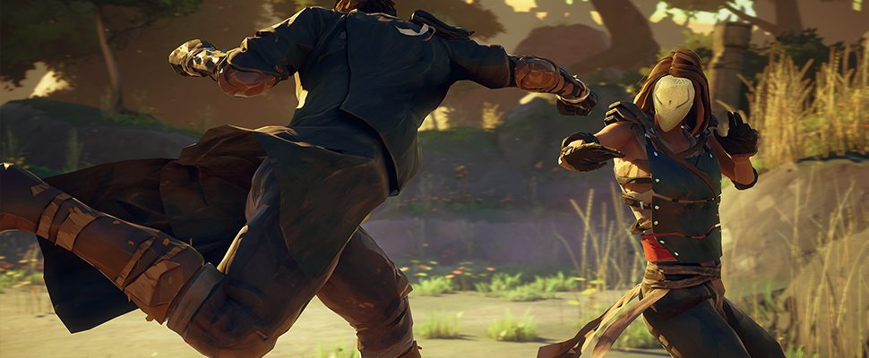Absolver: Calbot – Der coolste Move im Kampfkunstspiel ist … eine Ohrfeige!