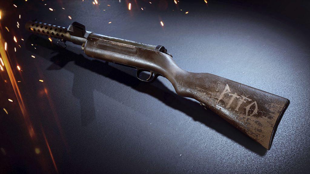 Battlefield 1 Hutier Waffenskin