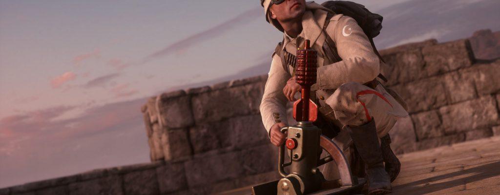 Battlefield V angeblich mit Koop-Modus und Singleplayer-System aus BF1