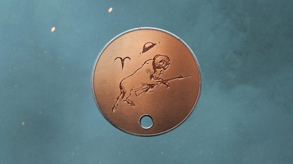 Battlefield 1 Tierkreis Medaille