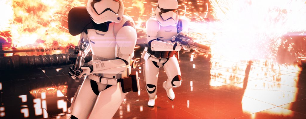 Star Wars Battlefront 2: Als Stormtrooper gegen Luke Skywalker