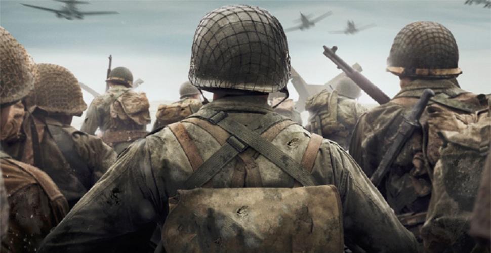 COD WW2 Titel