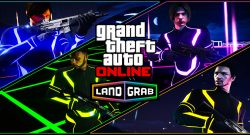 GTA 5 Online Land Grab