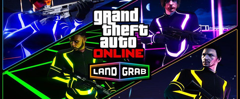 GTA 5 Online: Land Grab – Im neuen Spielmodus haben Camper keine Chance
