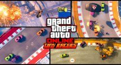 GTA 5 Online Tiny Racers Titel