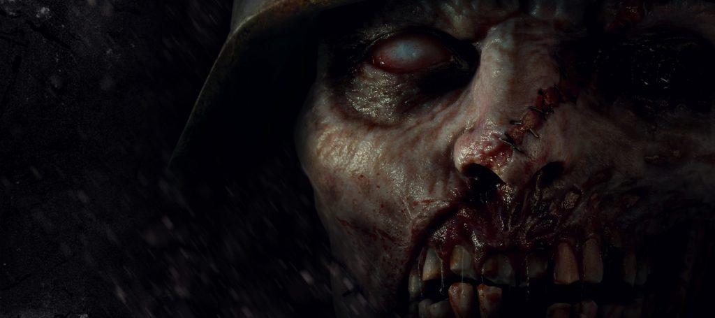 COD WW2 Zombie