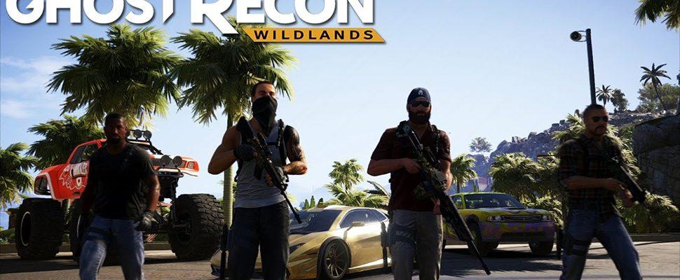 Ghost Recon Wildlands: Trailer zu Narco Road stellt Autos und Waffen vor