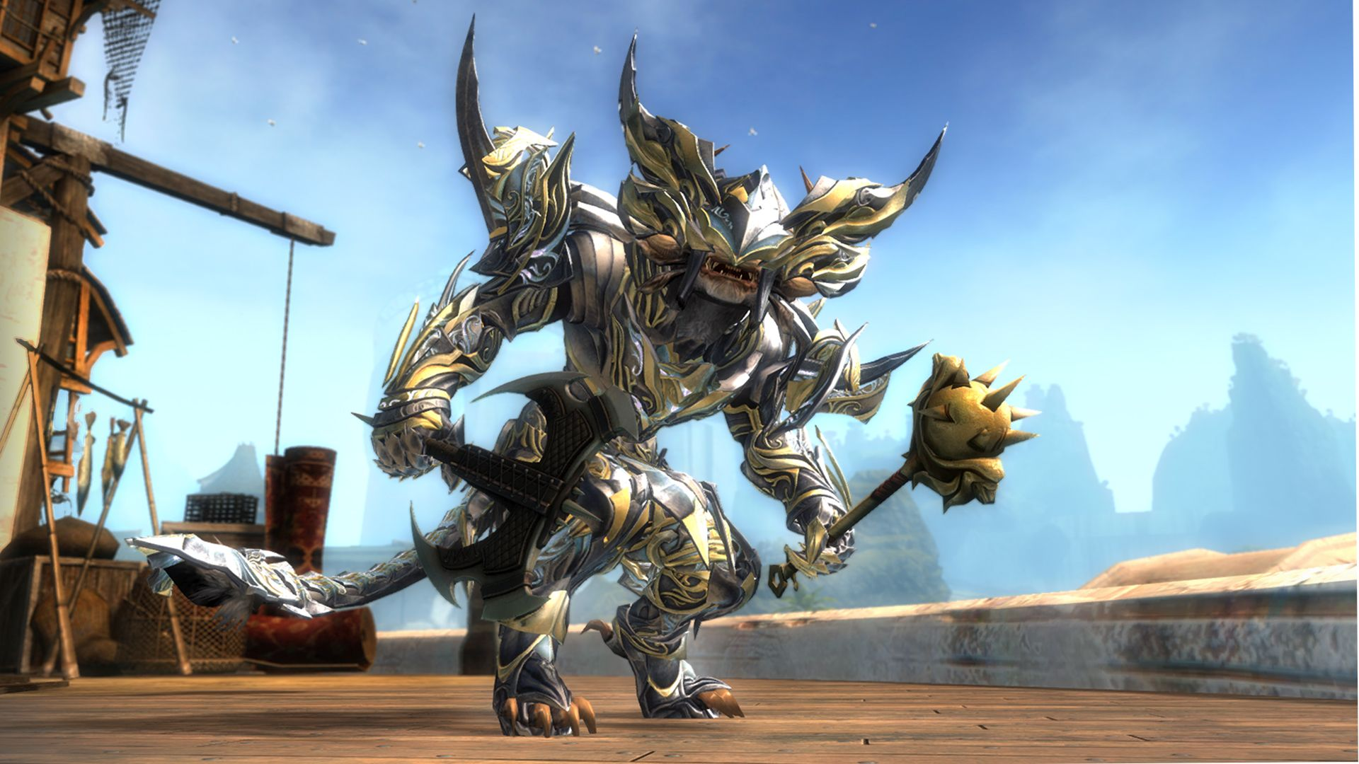 Guild wars 2 legendaere ruestung 02