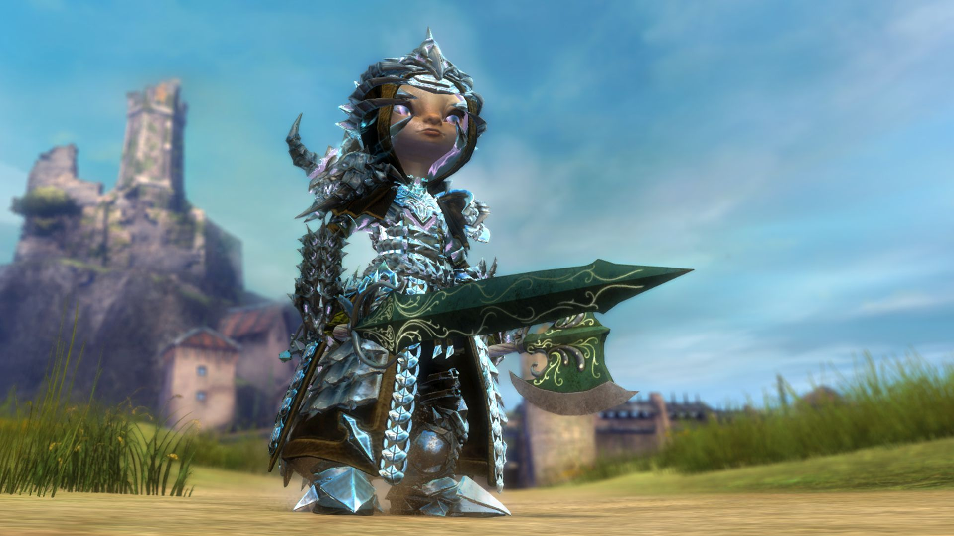 Guild wars 2 legendaere ruestung 03
