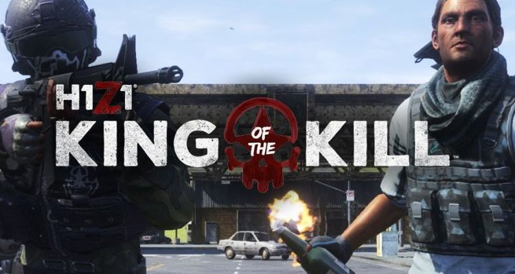 H1Z1: King of the Kill – Gewinnt Lootcrates! – Nomad, Frostbite und Nemesis
