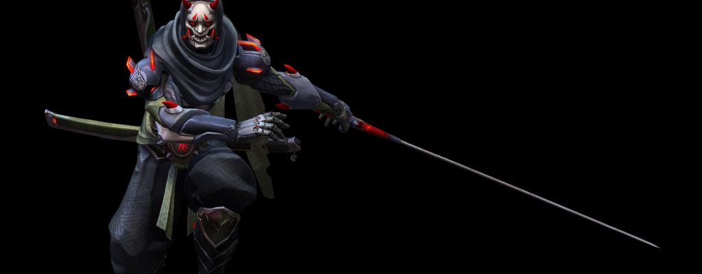 Heroes of the Storm: Mehr Overwatch – April bringt Genji & Hanamura