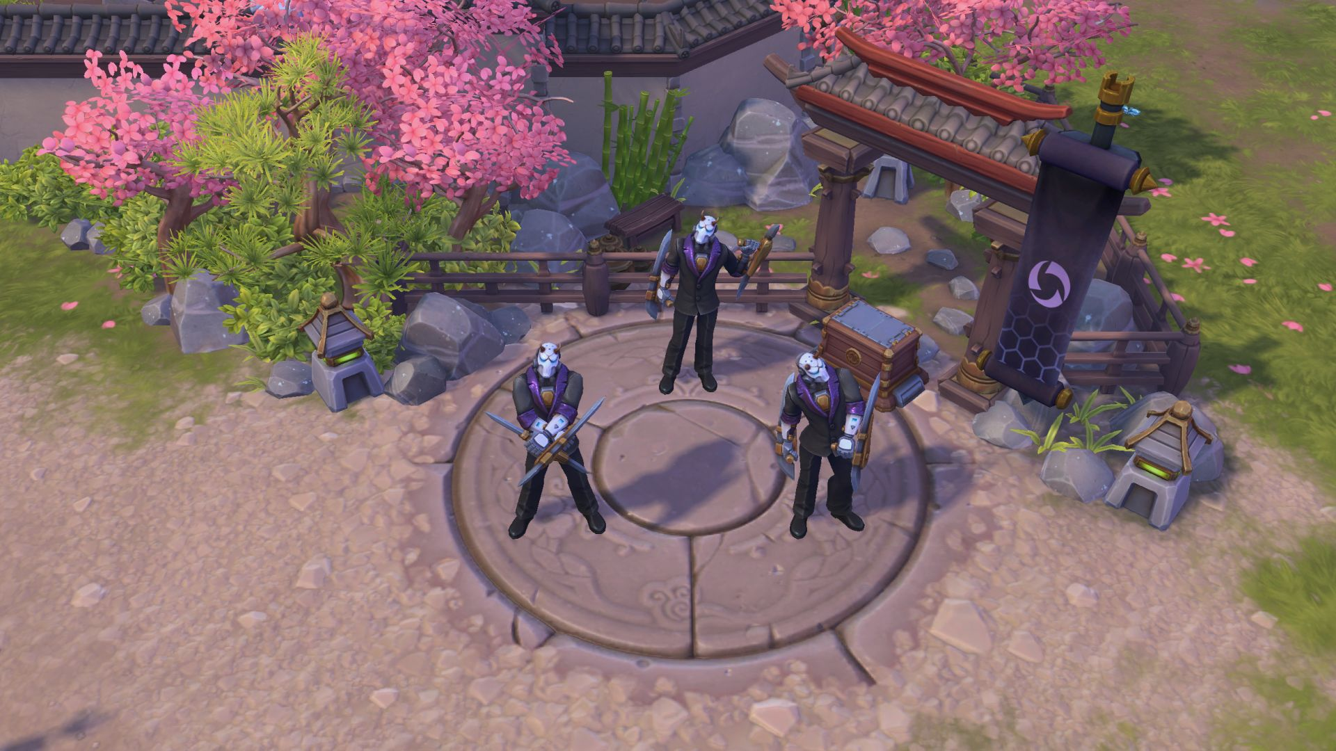 Heroes of the storm hanamura 28