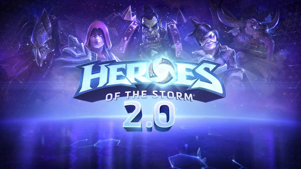 HotS 20 Loading Screen Title