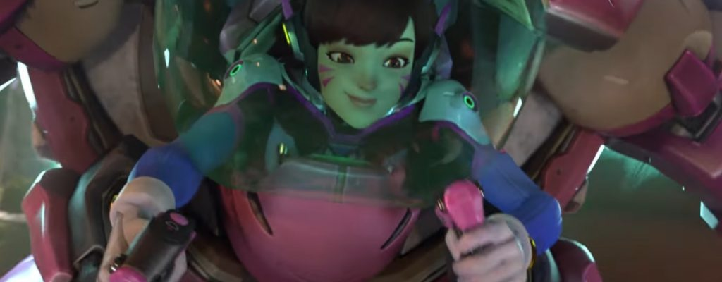 Heroes of the Storm 2.0: D.Va erobert den Nexus im coolen Cinematic