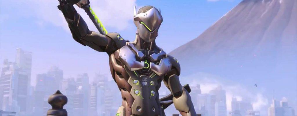 Overwatch: Bugfix wurde zum Genji-Nerf – jetzt wird er wieder gebufft