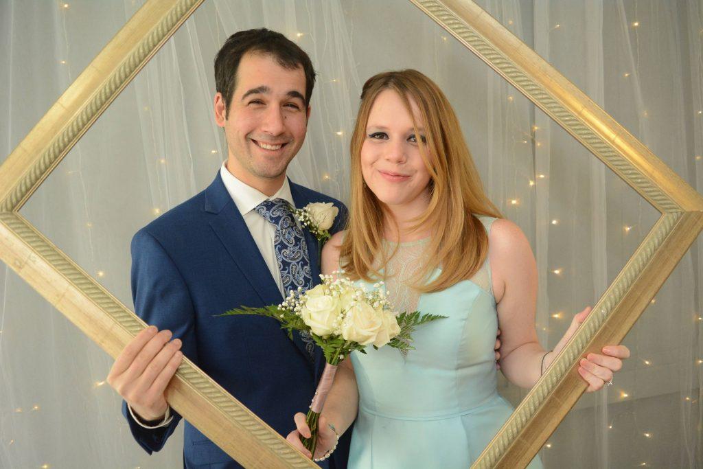 HotS Wedding Pair