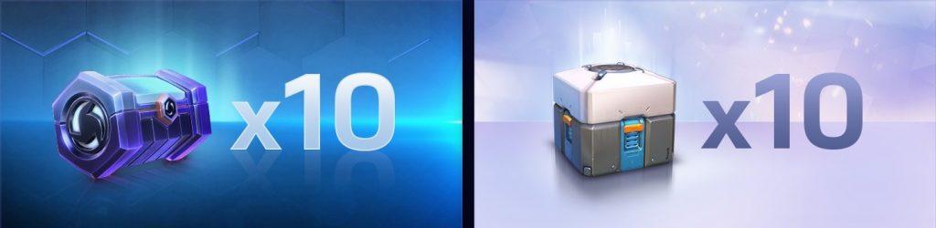 Hots Overwatch Lootboxen Duo