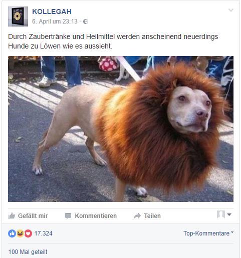 Kollegah-FB