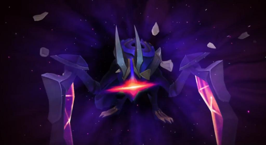 LoL Kha'Zix Dark Star