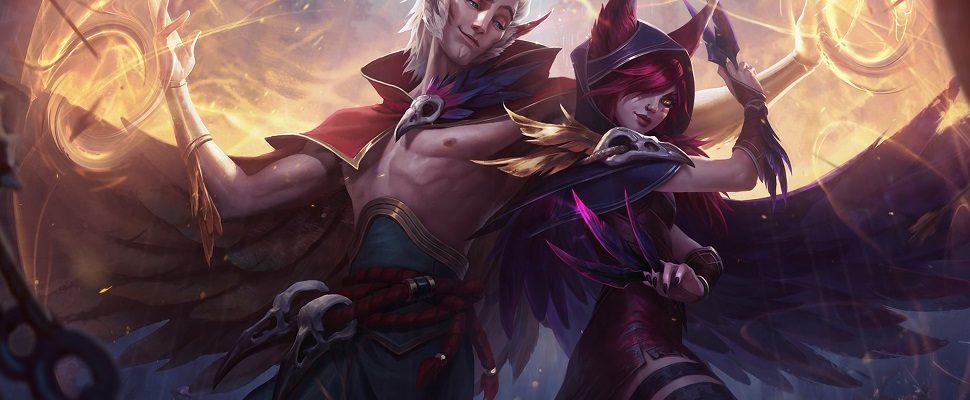 LoL: Rakan und Xayah – Die Fähigkeiten des neuen Duo-Teams