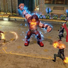 Marvel Heroes Omega Screenshot