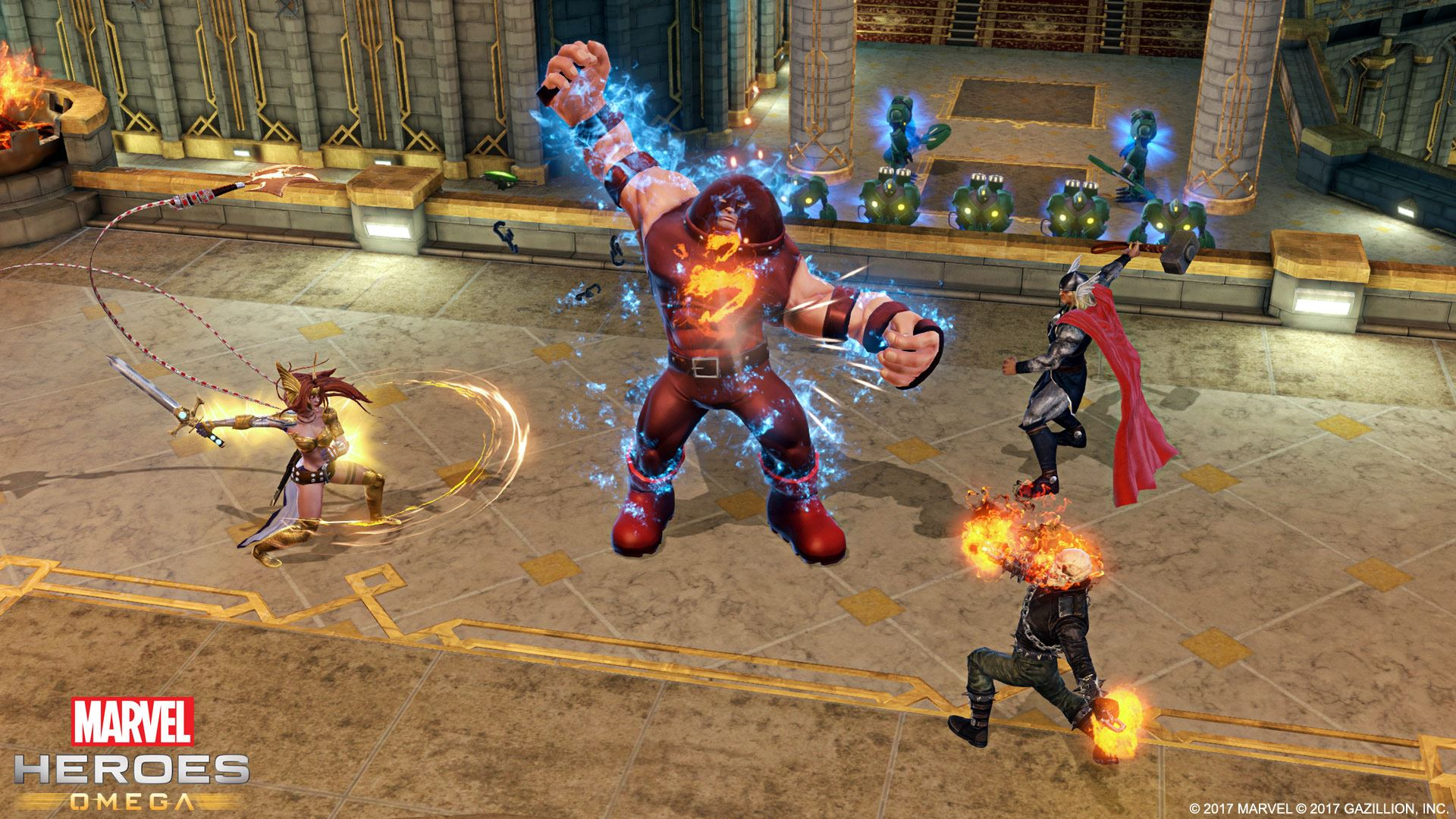 Marvel Heroes Omega Screenshot