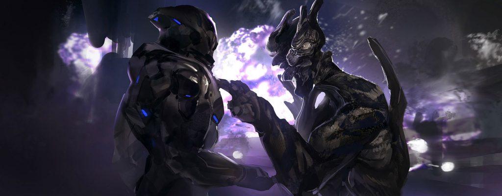 Mass Effect: Andromeda – Konzeptzeichnungen – So hätte es sein können