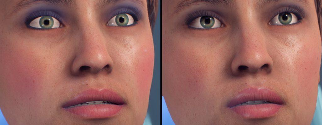 Mass Effect: Andromeda – Adè Holzgesicht! So haben sich die Augen verbessert