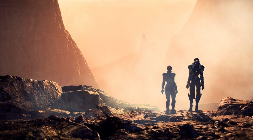 Mass Effect Andromeda Vetra Ryder Sight