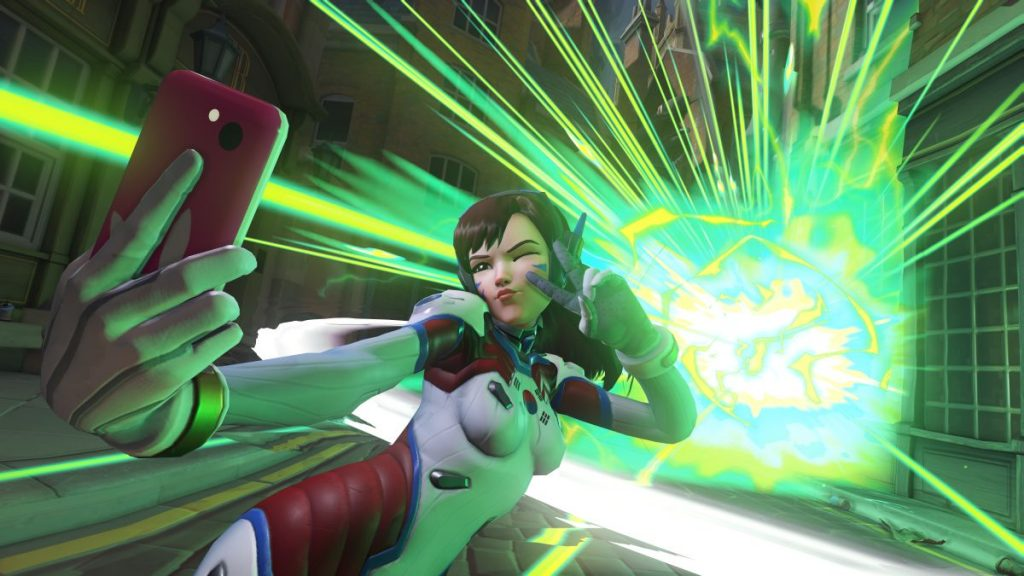 Overwatch Dva Aufstand Highlight Intro