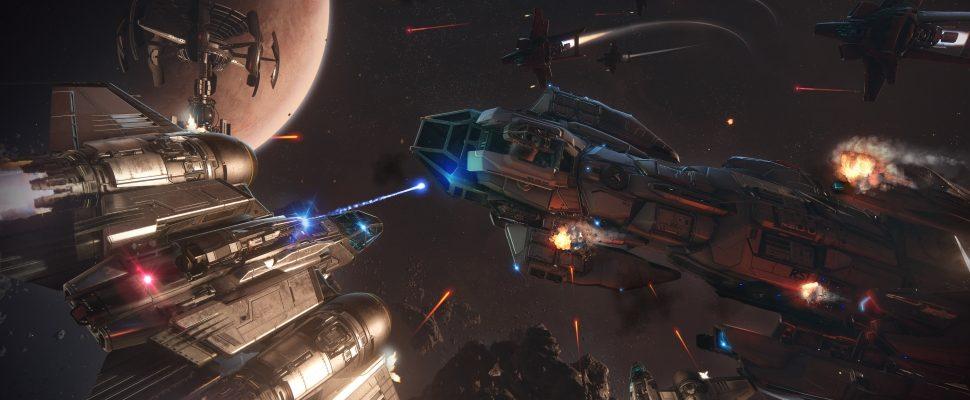 Star Citizen: Spektakuläres Video macht Fans heiß auf Squadron 42