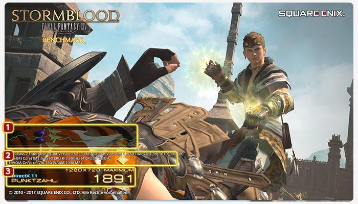 Final Fantasy XIV: Systemvoraussetzungen Stormblood & Benchmark