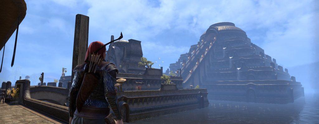 ESO Morrowind: Trailer zeigt Vivec City – Assassinen lieben sie!