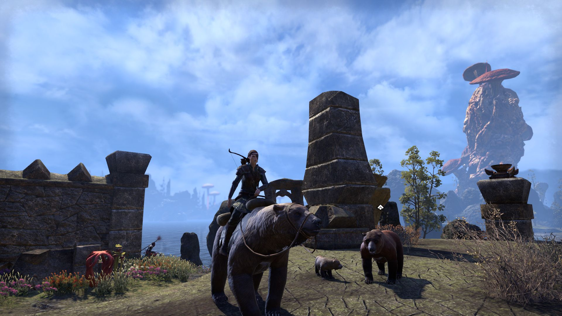 The elder scrolls online morrowind beta 12