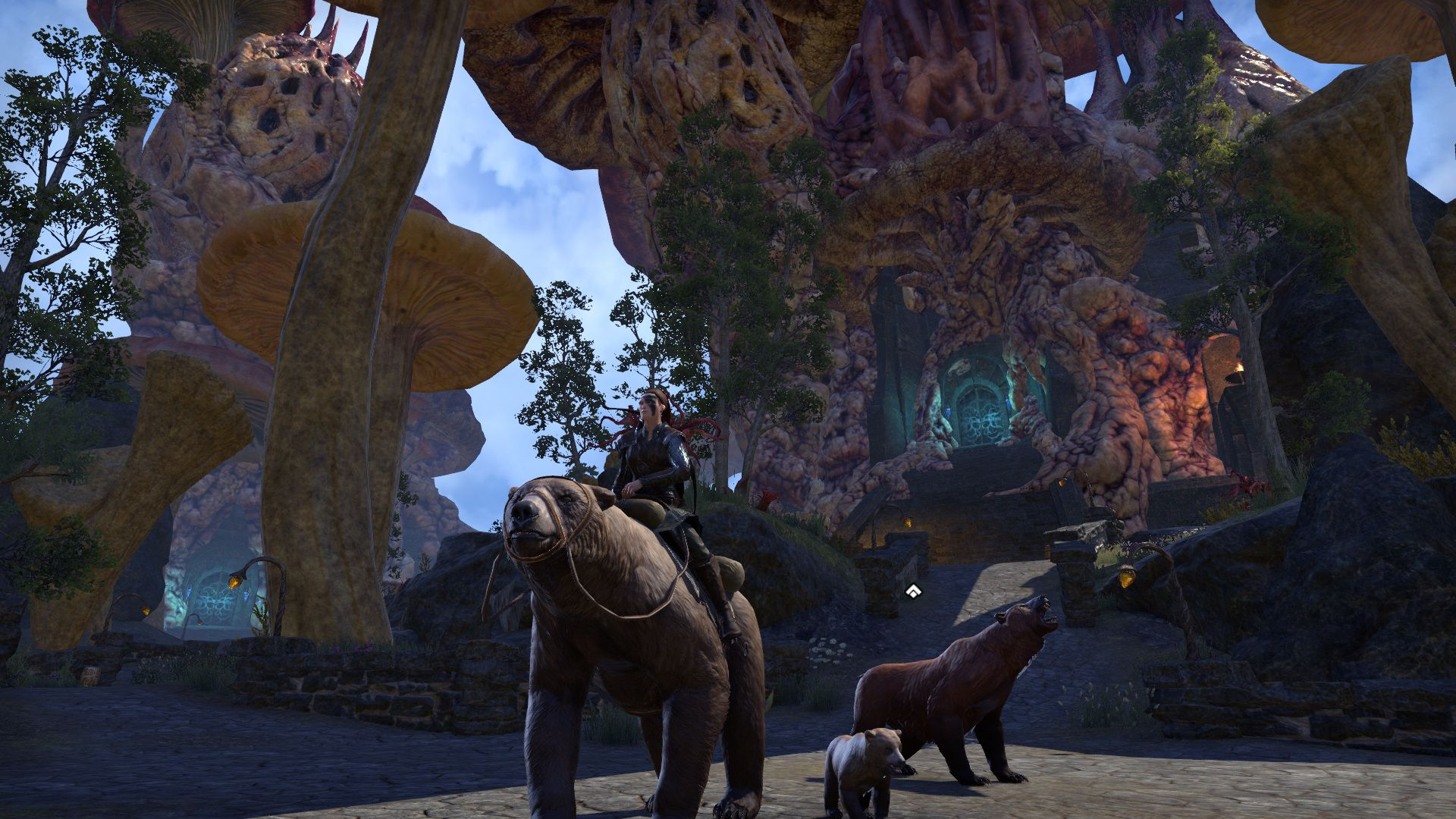 The elder scrolls online morrowind beta 14