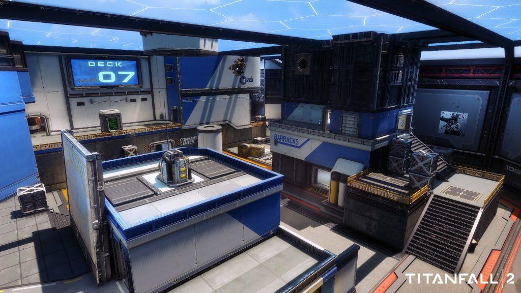 Titanfall 2 Live Fire Deck