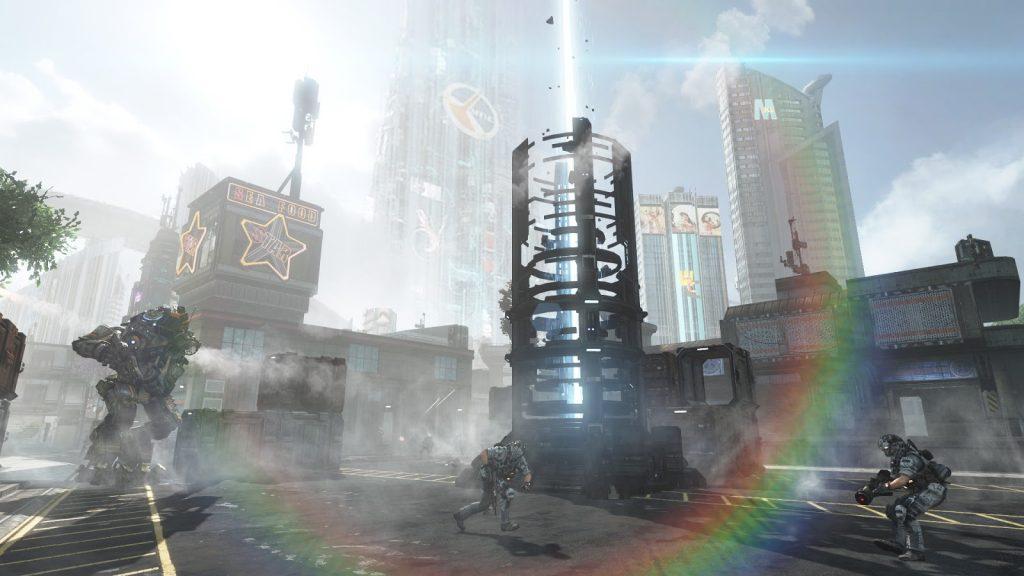 Titanfall 2 frontier-defense aus TF1