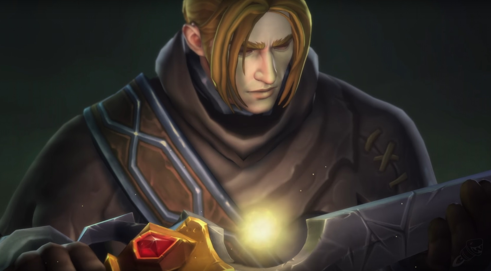 WoW Anduin Wrynn Cinematic