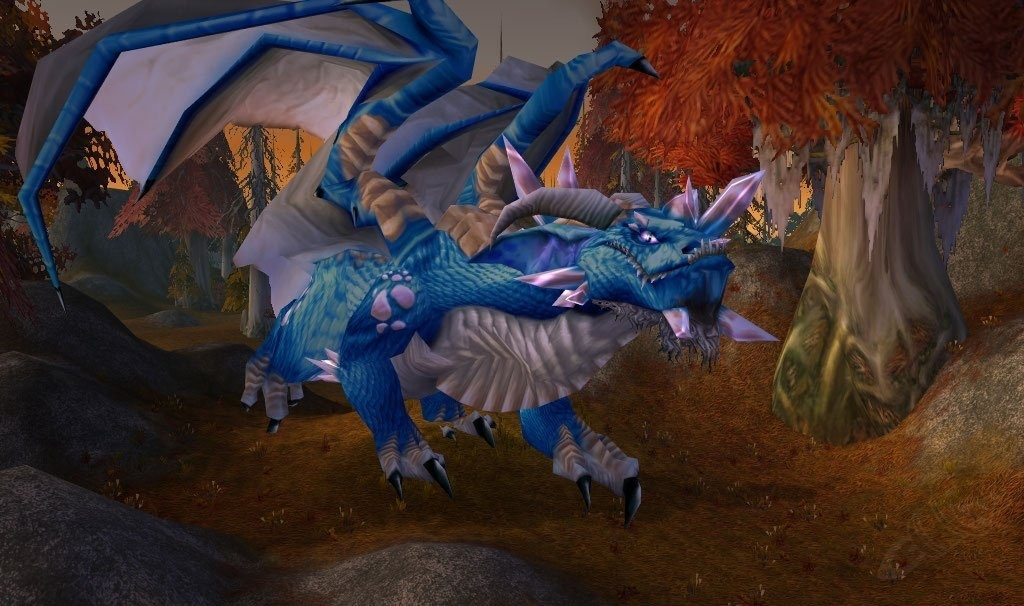 WoW Azuregos Worldboss