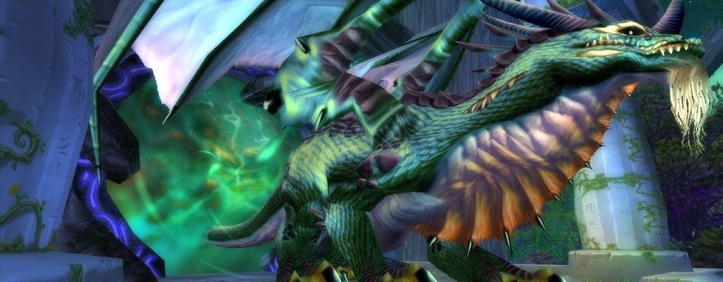 WoW: Kehren Kazzak, Azuregos und die Alptraumdrachen zurück?