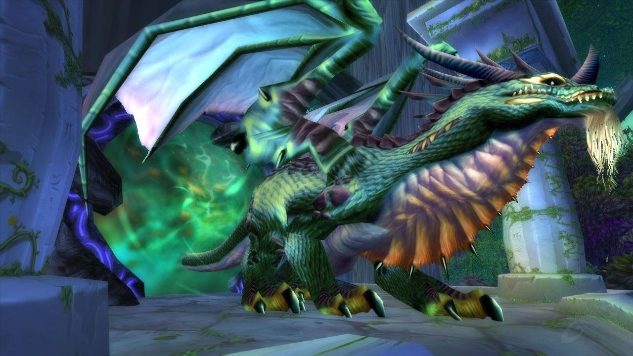 WoW Nightmare Dragon World Boss