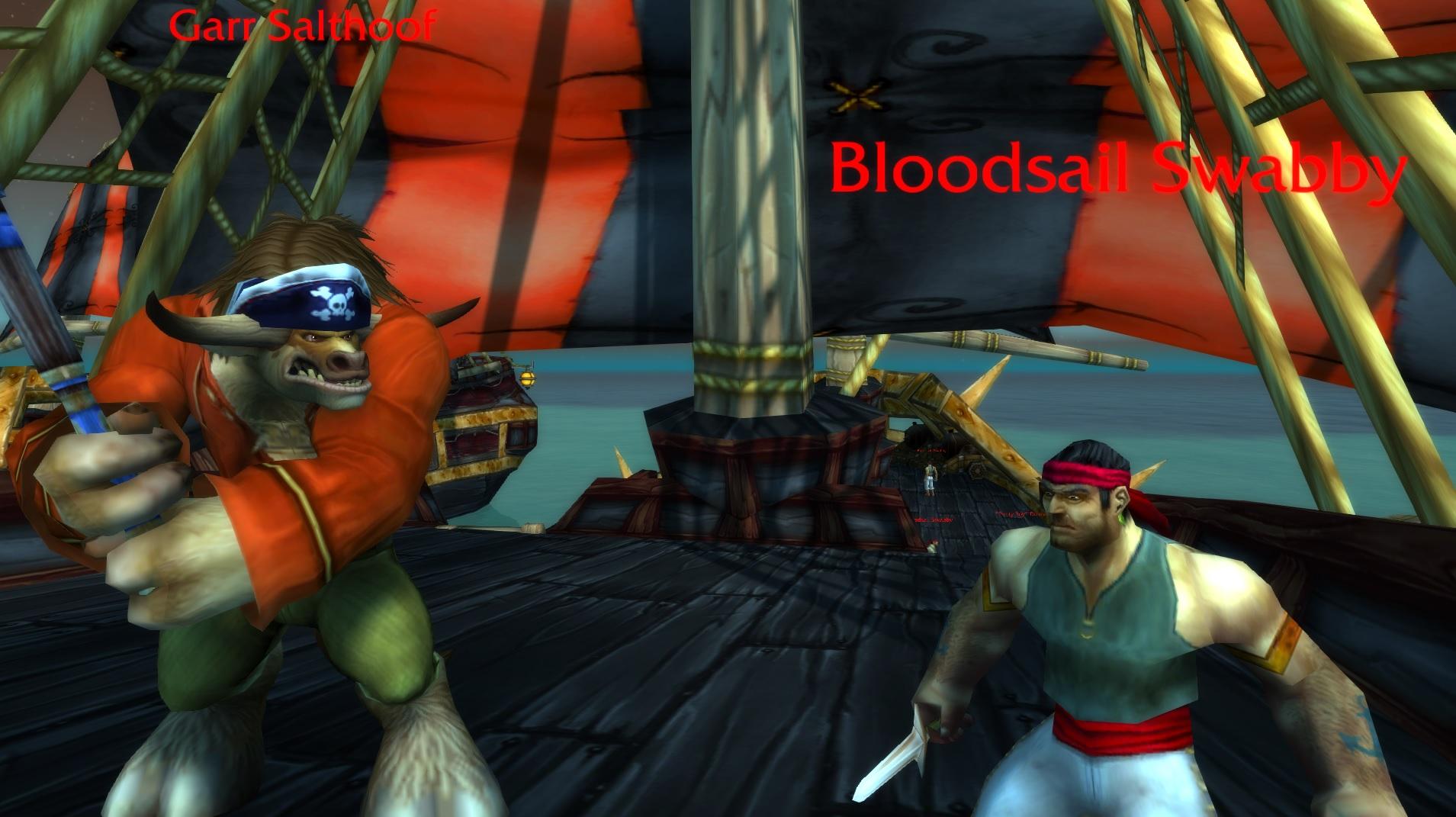 WoW Pirates Booty Bay