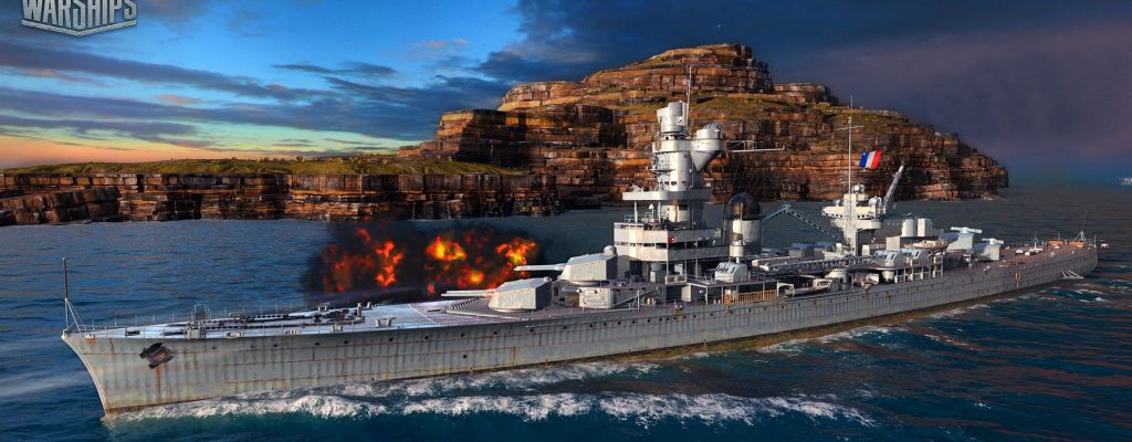 World of Warships: Französische Kreuzer im Vorstellungs-Video