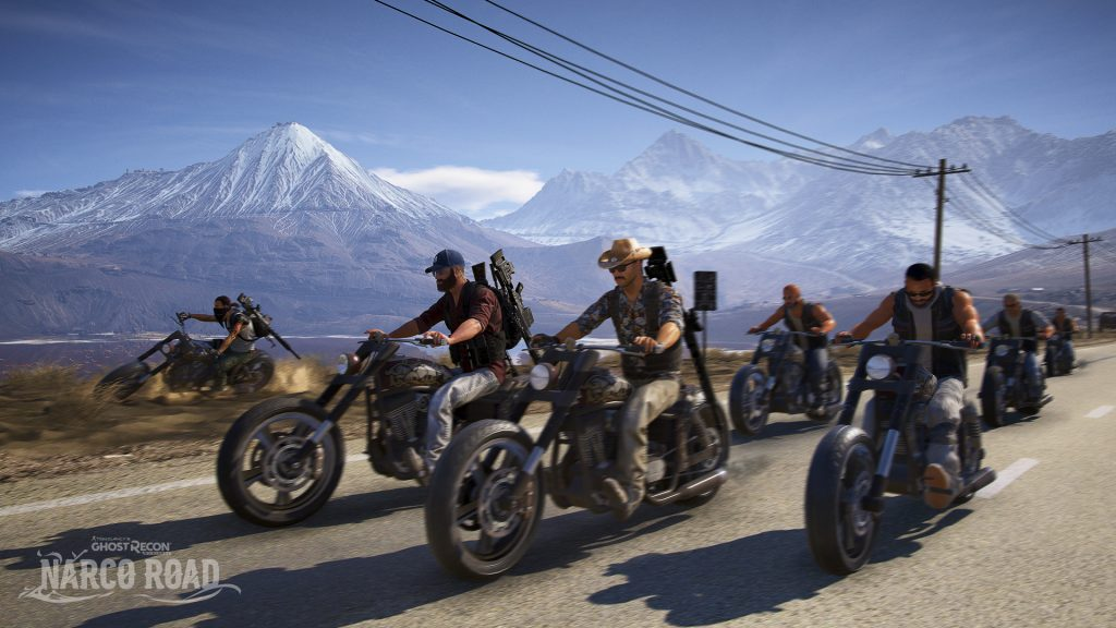 Ghost Recon Wildlands Chopper