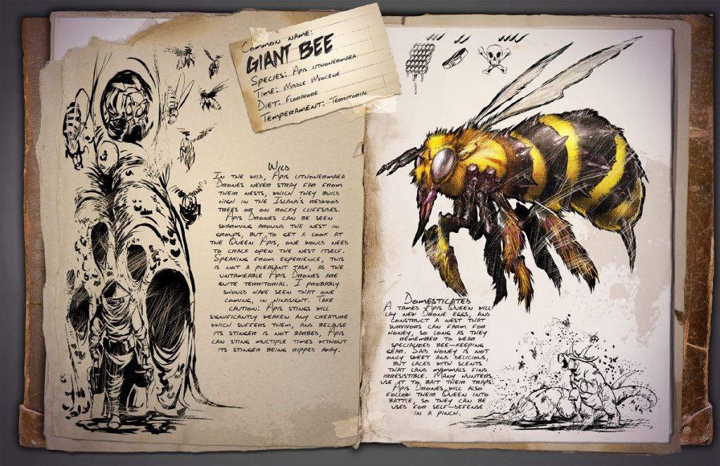 ark Dossier_GiantBee