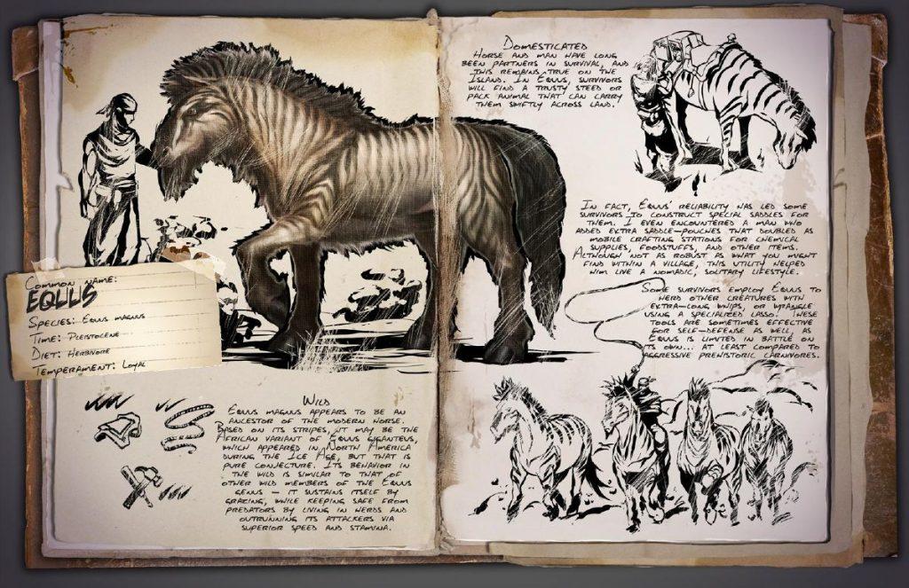 ark Equus_Dossier