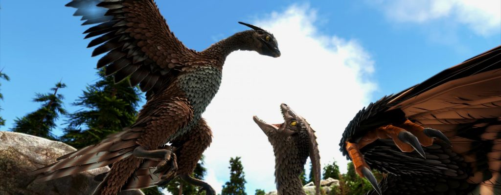 Survival-MMO ARK bietet jetzt Crossplay zwischen Xbox One und PC